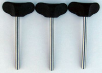 "Giffin Grip -  3 - 4"" Rods with Hands - RH43"