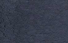 "Uroboros Textural and Specialty Sheet Glass - Black Granite - 24"" x 24"" x 1/8""(3mm) thick"