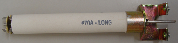 Kiln Sitter LT-3K Tube Assembly - 70A-LONG
