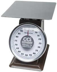 CCi Spring Dial Scale - Model 10004