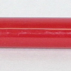 Uroboros Rods - RO151196 - Cherry Red Semi Opal - 1 rod