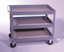 Debcor Mobile Heat Proof Kiln Cart #9500
