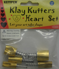 Kemper Pattern Cutter Set - PCSH - Heart