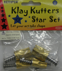 Kemper Pattern Cutter Set - PCSST - Star