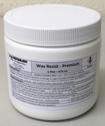 Wax  Resist - 1 Pint