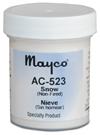 Mayco -  AC-523 - Non-fired Snow - 2 fluid oz.