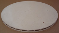 "Corelite Kiln Shelf - 15"" Round x 5/8"""