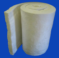 Ceramic Fiber Blanket - 8 lb. density - 1 sq. foot
