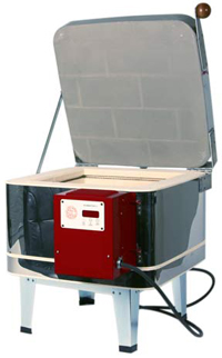 Glaze Tech Kiln -  single phase/240 volt