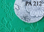 Chinese  Art Clay Texture Mat - PA 212 - Flowers