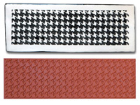 Mayco Designer Stamp - ST-115 - Houndstooth Check
