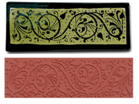 Mayco Designer Stamp - ST-368 - Ornate Border Stamp
