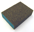 Blueflex Standard Sanding Pad -  Medium