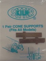 Cone Supports for Kiln Sitters