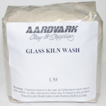 Kiln Wash - Glass - 1.5 lbs.