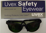 UVEX Kiln Viewing Goggles - 1 pair