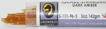Uroboros Stringers - S11196 - Dark Amber - 5 oz. tube