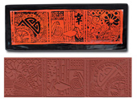 Mayco Designer Stamp - ST-370 - Asian Influence